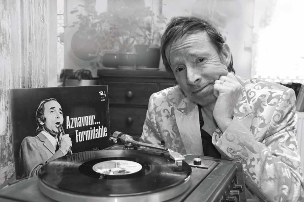 Abspoel & Bischoff: Vive Aznavour @ Theater De Tuin