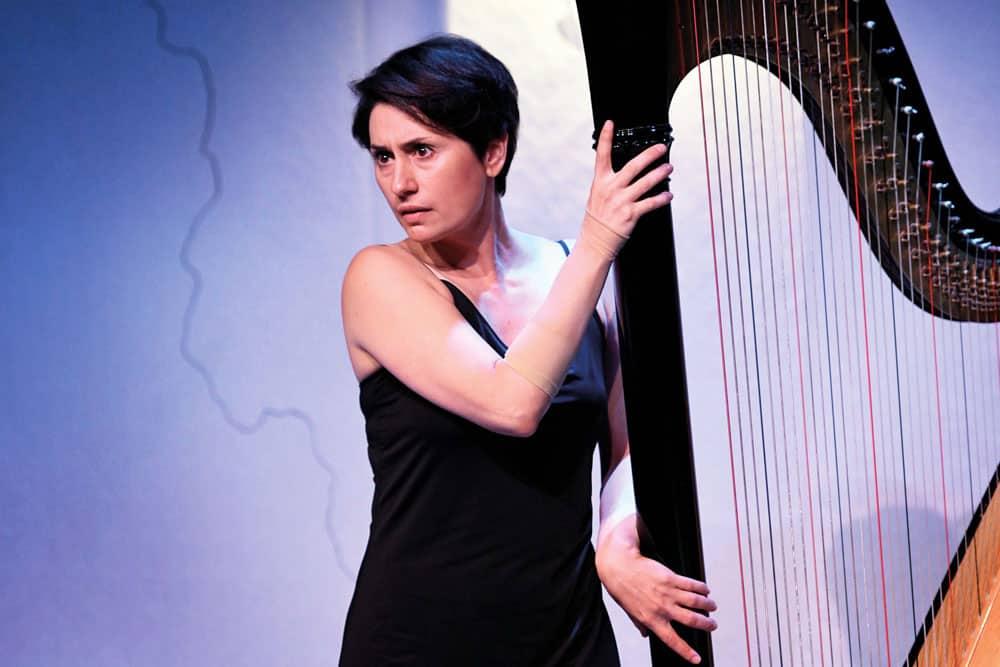 Ekaterina Leventa: De Grens @ Theater De Tuin