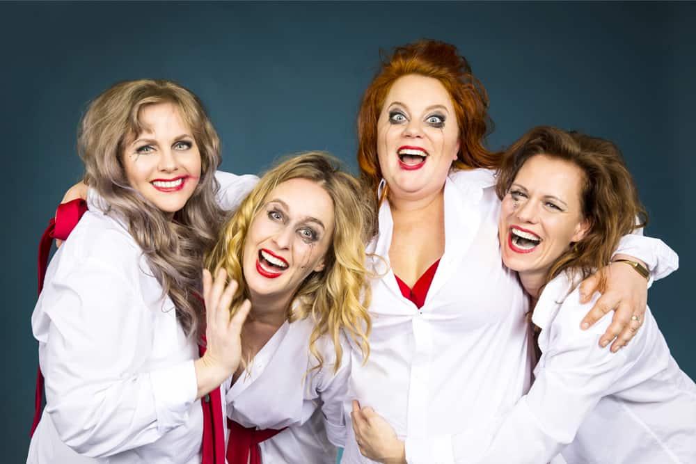 Meiden van Los: Lusten en Laten -uitverkocht- @ Theater De Tuin