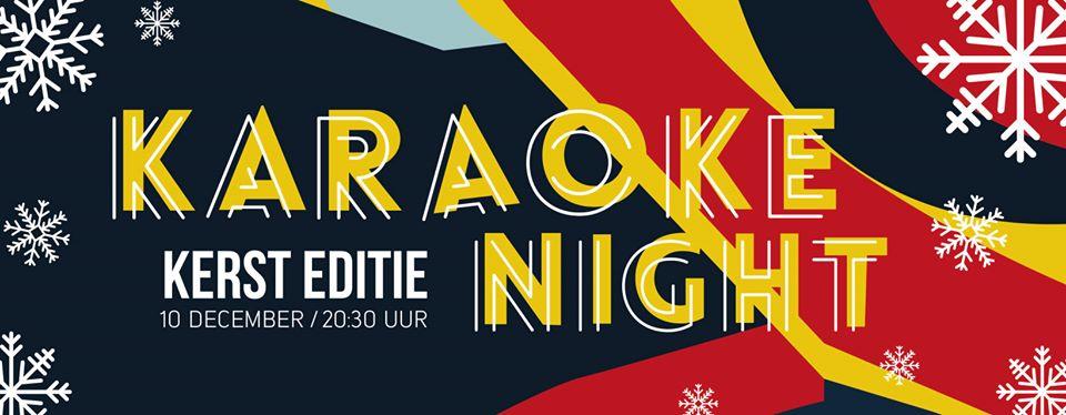 Karaoke Night Kerst Editie @ Grand Café Vyssotski