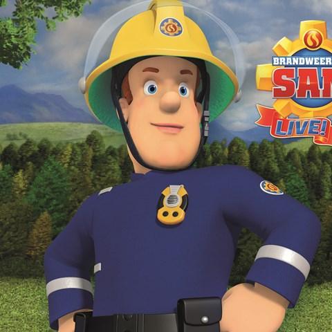 Brandweerman Sam (2+): Het Grote Kampeeravontuur @ Flint