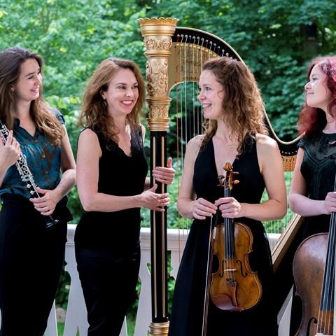 Nederlands Kamermuziek Ensemble @ St Aegtenkapel