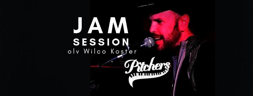 Jamsessie olv Wilco Koster @ Pitchers