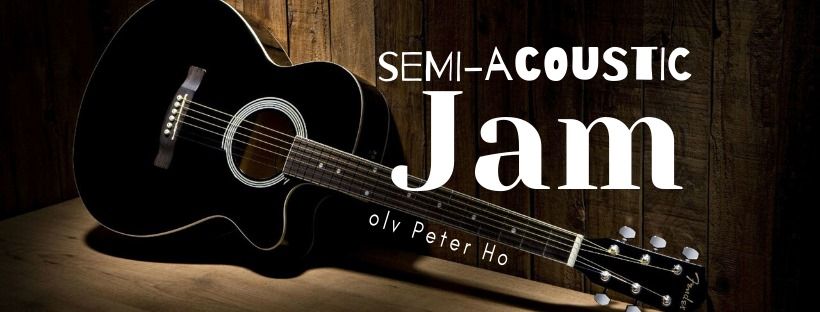 Semi-acoustic Jam olv Peter Ho @ Pitchers