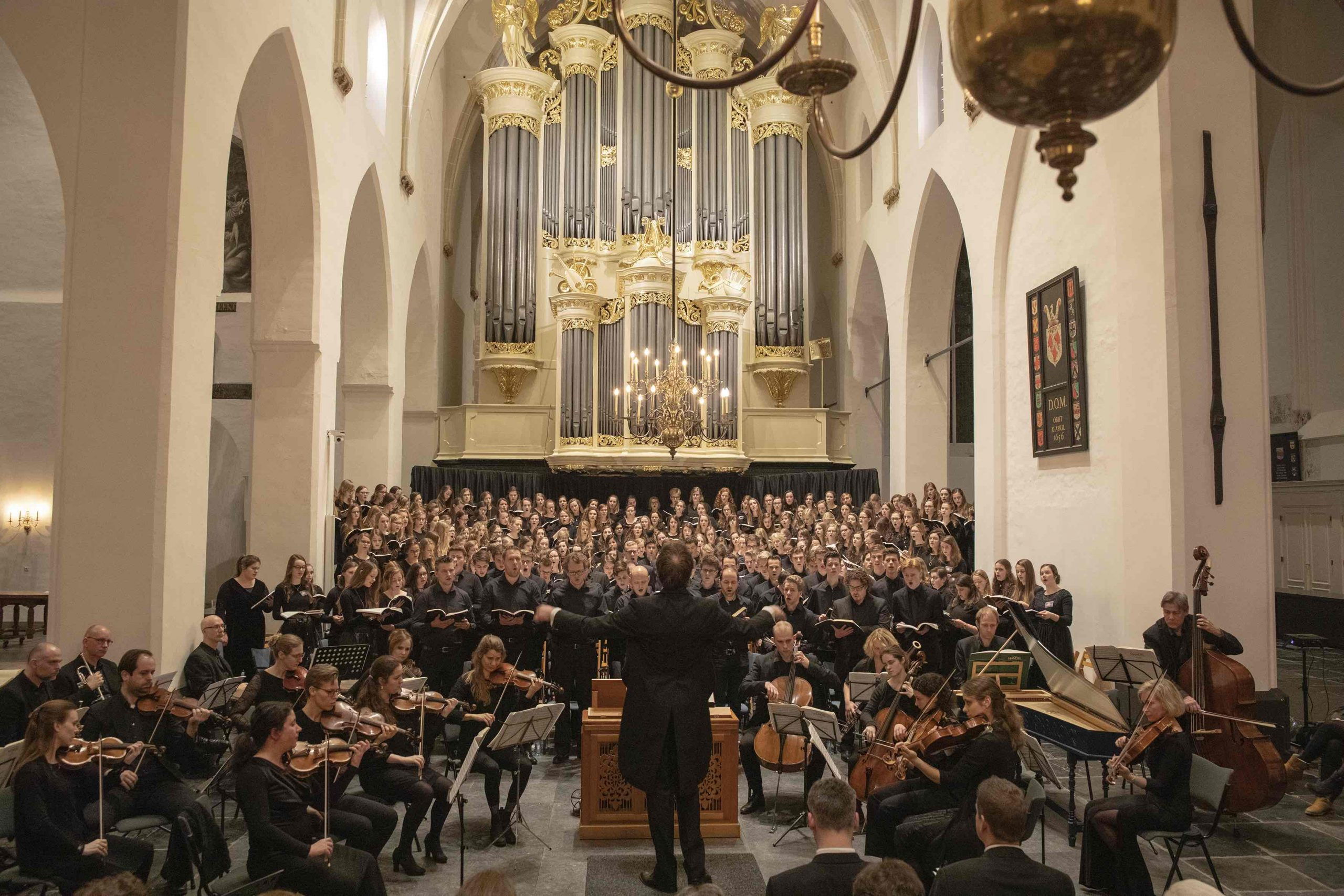 Lodenstein College: Scratch Messiah @ Sint Joriskerk