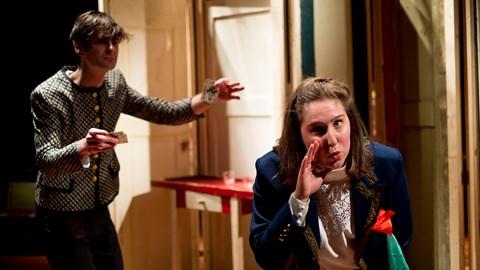 De Theatertroep, Love for Love @ Theater De Lieve Vrouw
