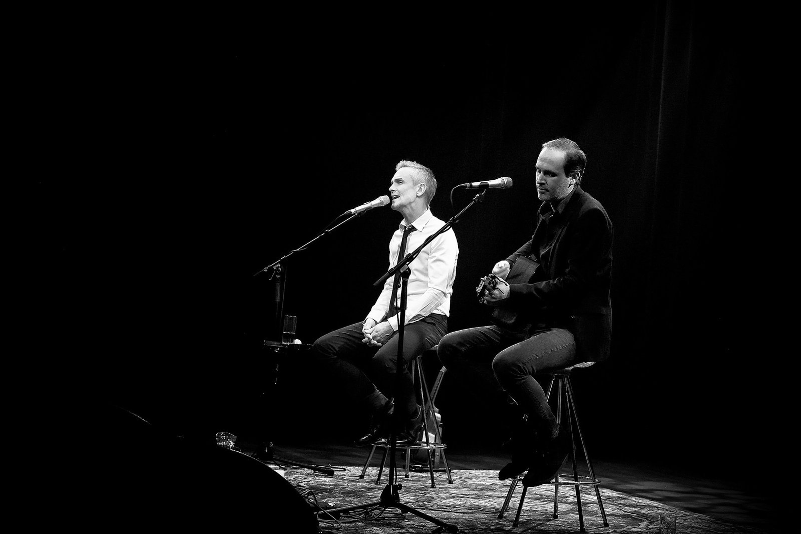 Jop Wijlacker & Dennis Kolen: Sounds of Silence @ Theater Idea