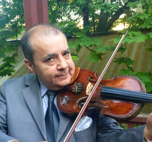 Café Boedapest violist Miklós Lakatos en zijn zigeunerorkest @ Beauforthuis