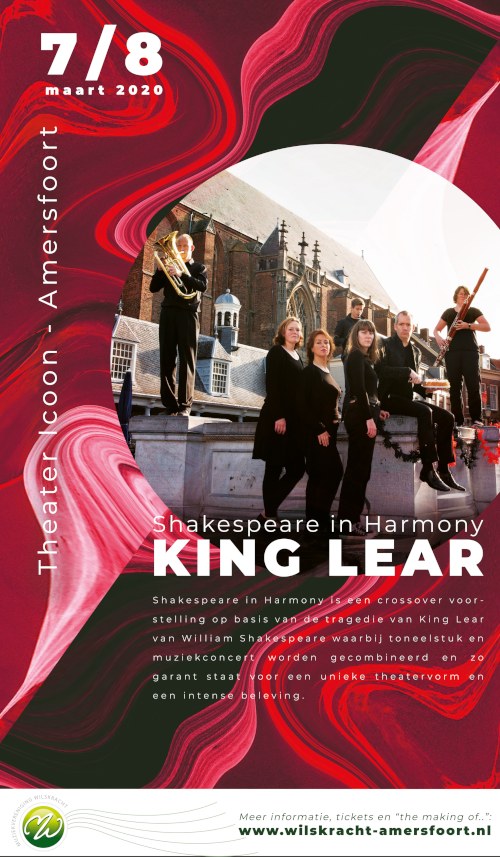 Shakespeare in Harmony: King Lear @ ICOONtheater