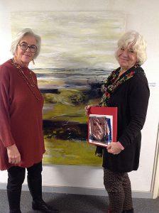 Opening: iPad portretten und Ein Winterreisse @ Artishock
