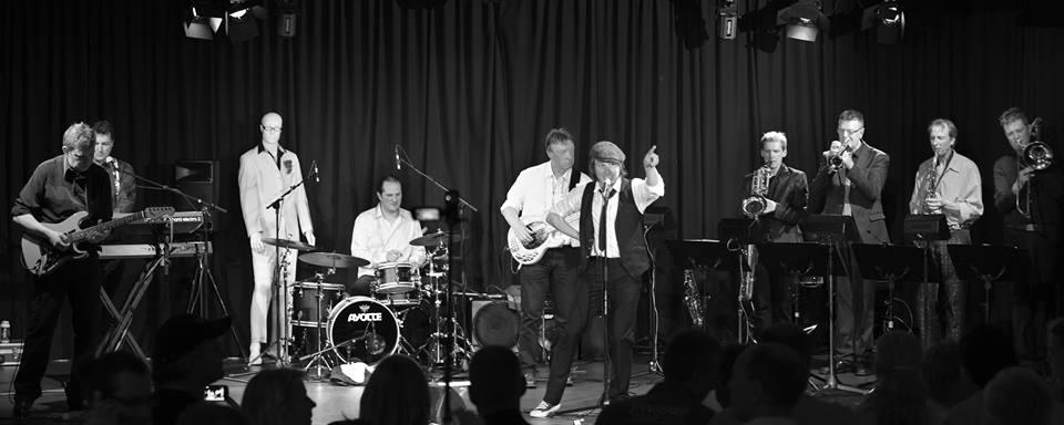 Mr. Right & the Blues Rumor ft. The Gossip Horns @ Café Miles