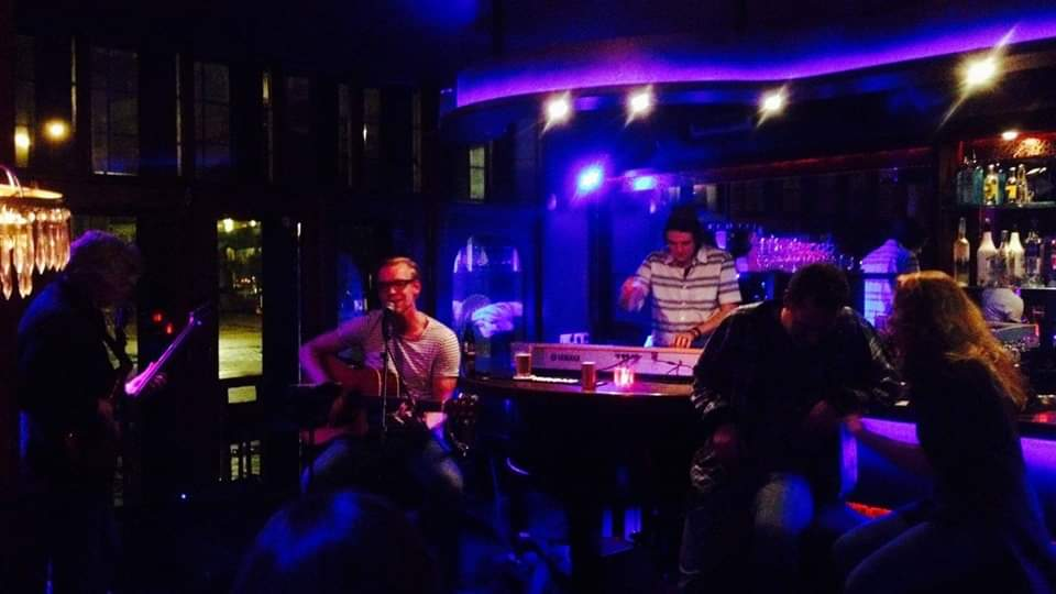 -afgelast- Open Jam Night @ Café Miles