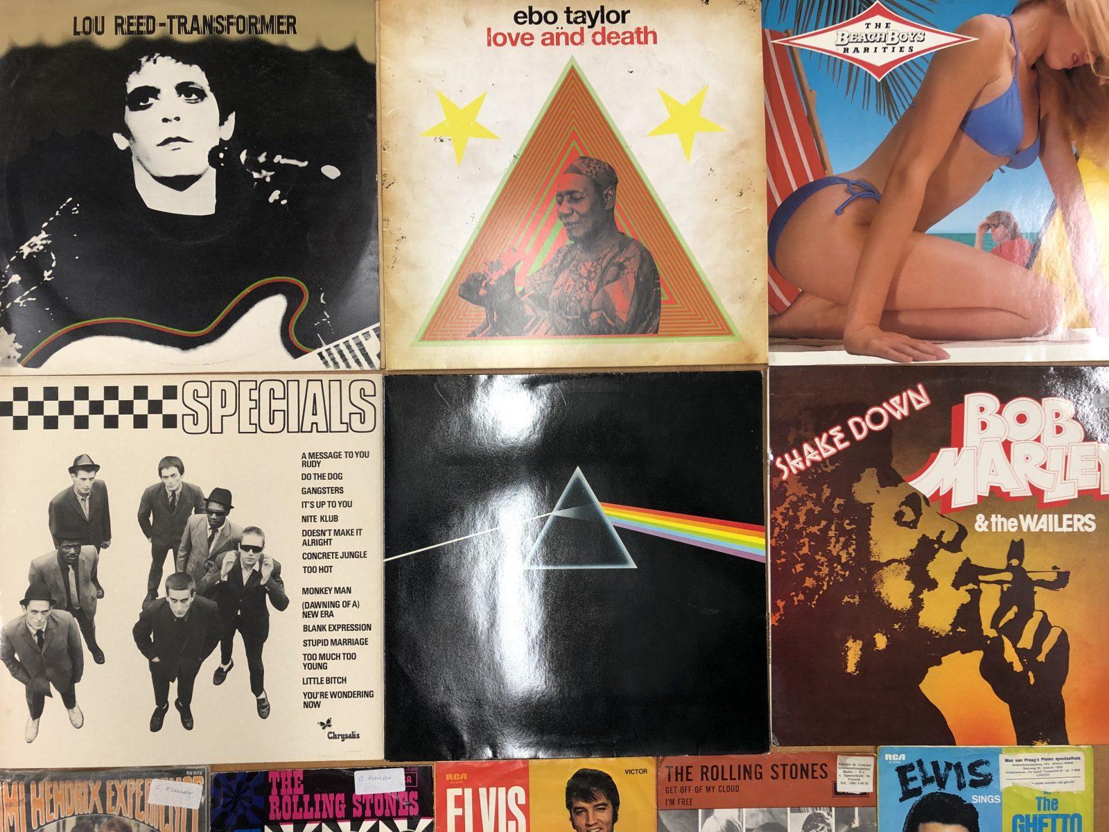 Vinyl Beurs @ Café de Noot