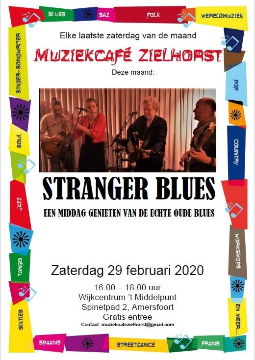 Stranger Blues @ Muziekcafé Zielhorst