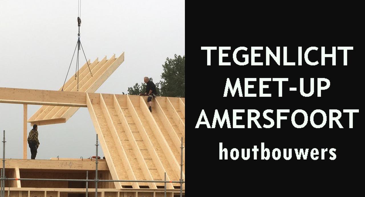 Tegenlicht Meet Up: Houtbouwers @ Eemhuis