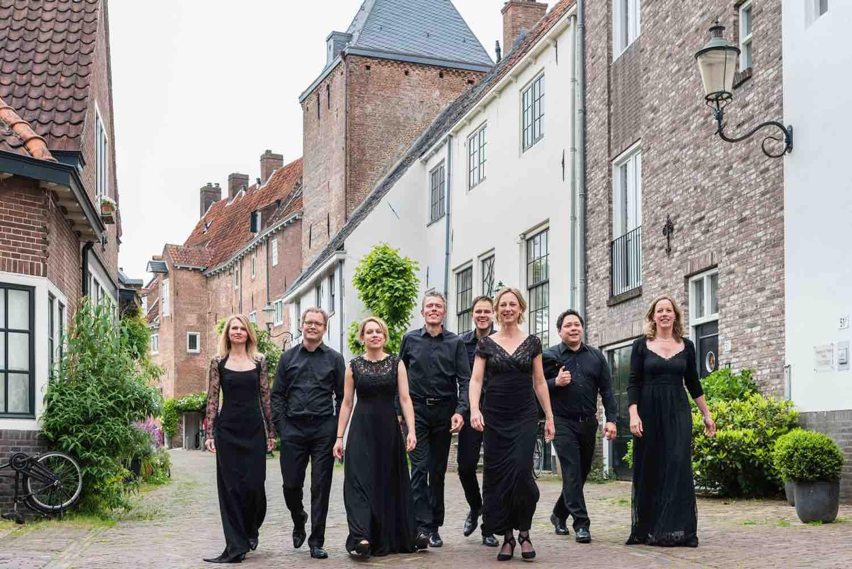 Evensong: Vocaal Ensemble Voxtet @ Sint Joriskerk