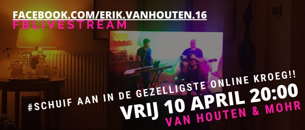 Van Houten & Mohr, met MuziekQuiz
