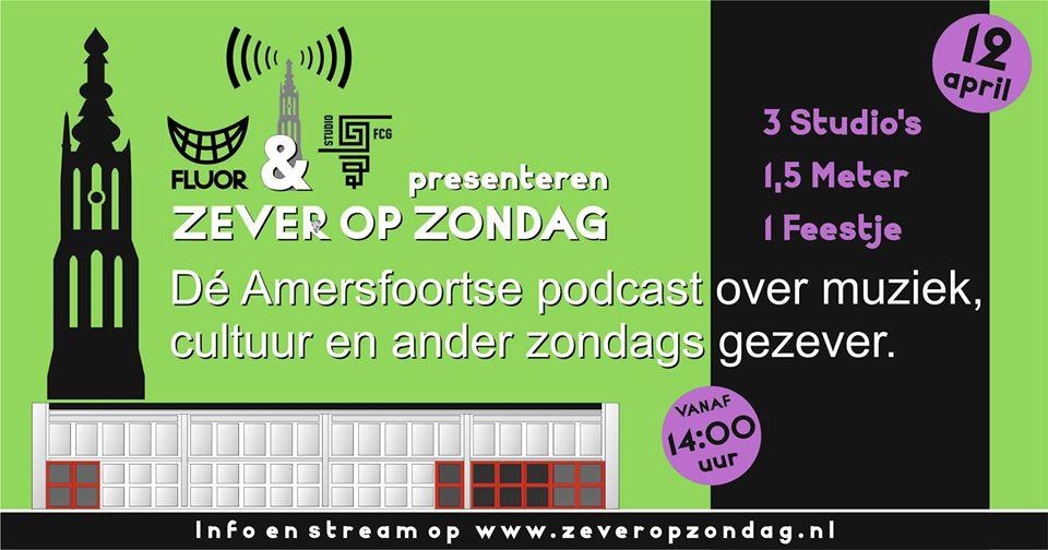 Zever op Zondag #02 - Dé Podcast!