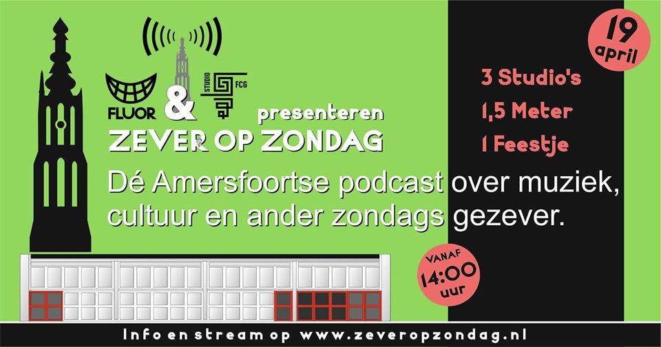Zever op Zondag #03 - Dé Podcast!
