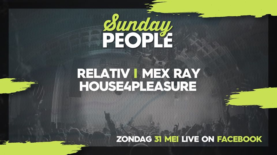 Livestream: Sundaypeople at Fluor