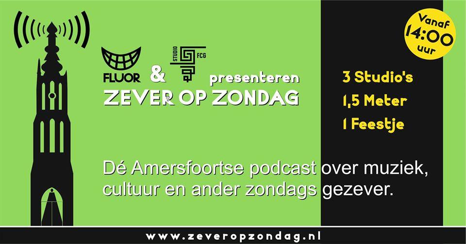Zever op Zondag - Dé Amersfoortse podcast!