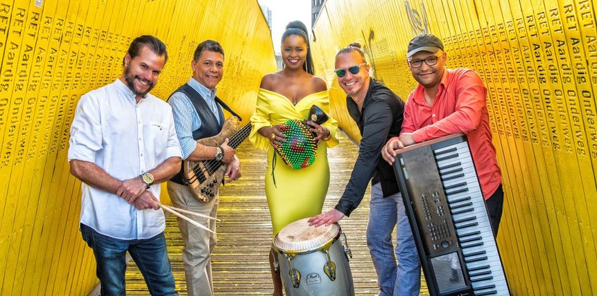 CaboCubaJazz ft. Elaine da Silva | Dias Latinos Latin Night @ De Observant