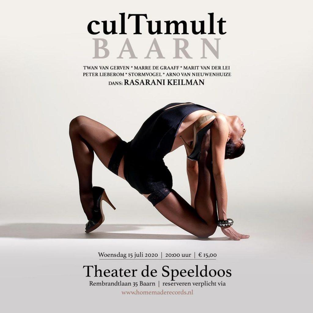 culTumult Baarn @ Theater de Speeldoos