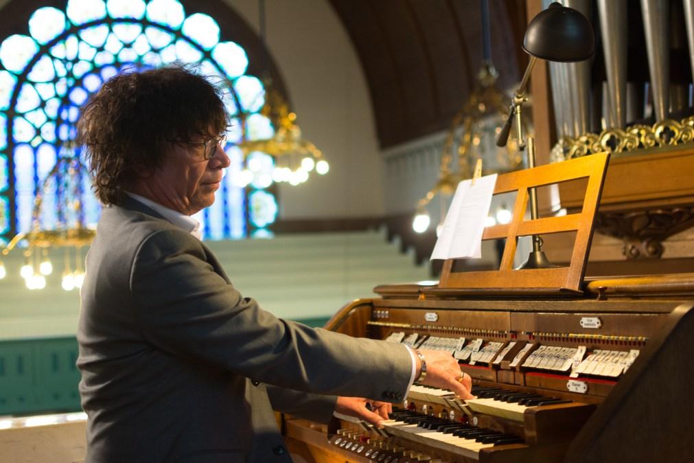 Zomer orgelconcert: Simon Stelling @ De Oude Kerk