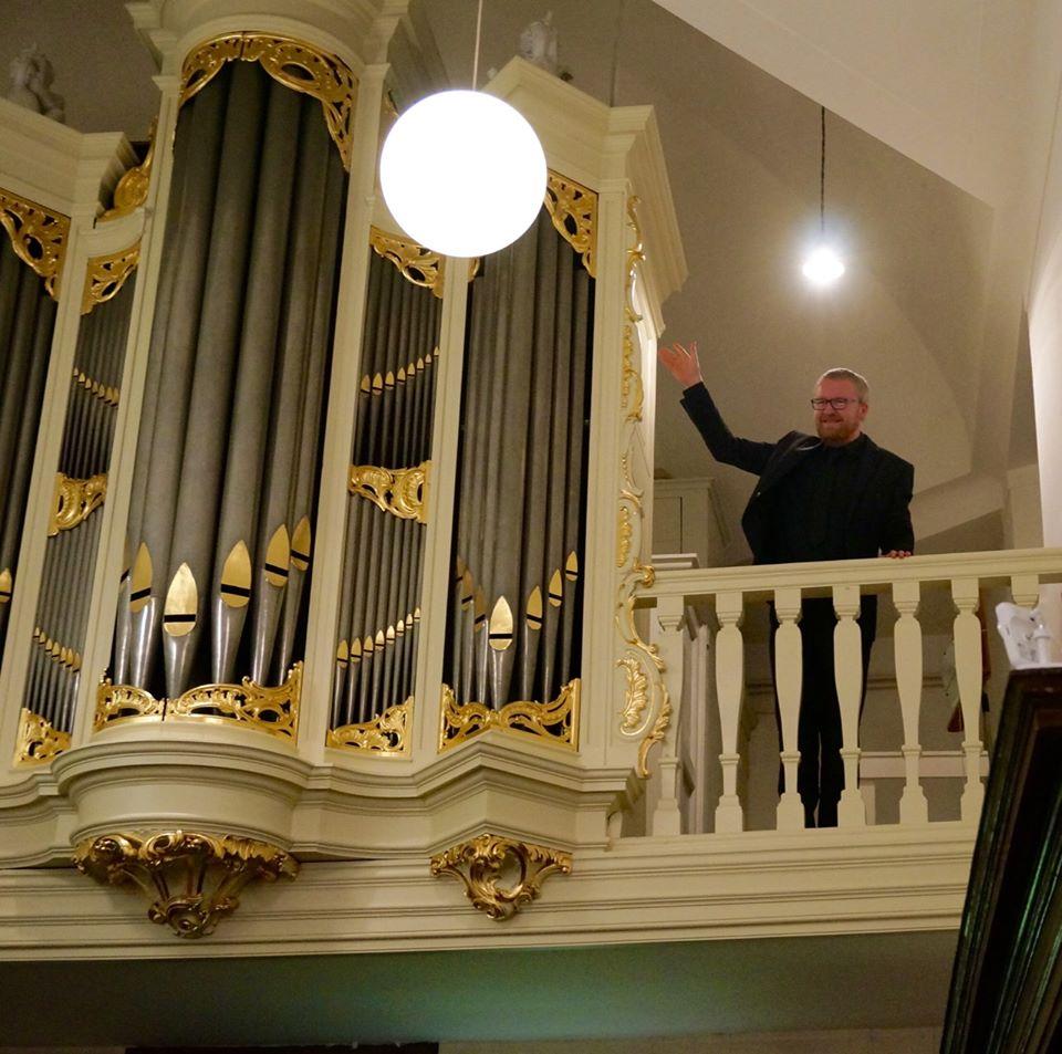 Orgelconcert: Bätz en dance @ Amersfoortse Zwaan