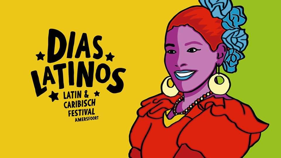 Zomerse Gasten met Dias Latinos @ Theater De Kamers