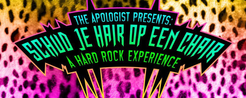 Schud je hair op een chair! @ Fluor-Zaal