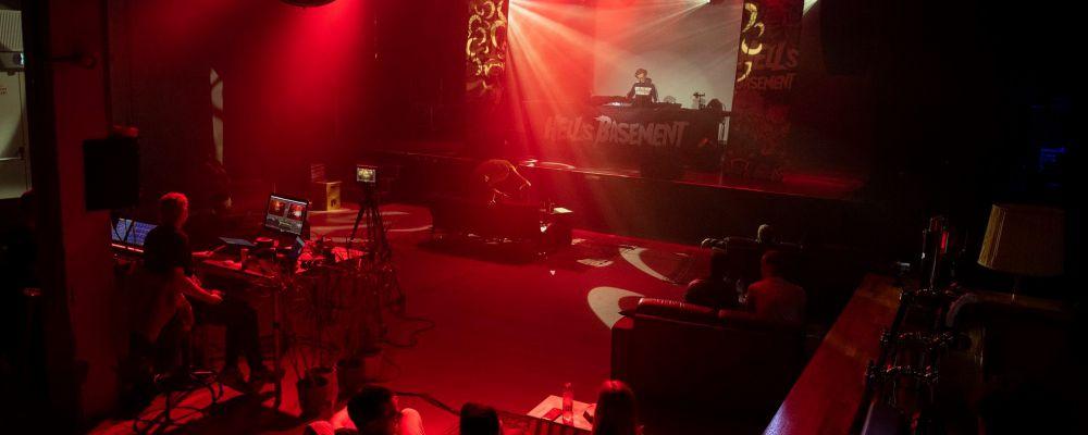 Hell's Basement/Livestream @ Fluor-Zaal/livestream