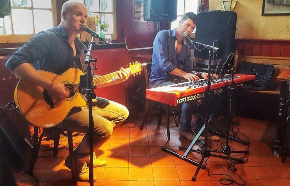 Van Houten & Mohr @ Café Onder de Linde