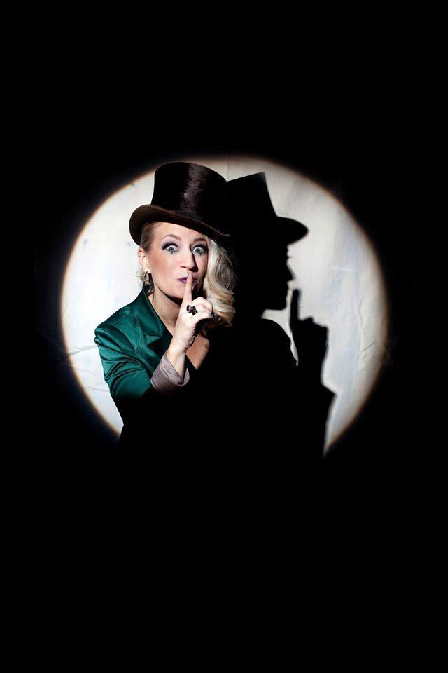 Janneke Jager - Femme Façade @ Het Nieuwe Normaal Theater
