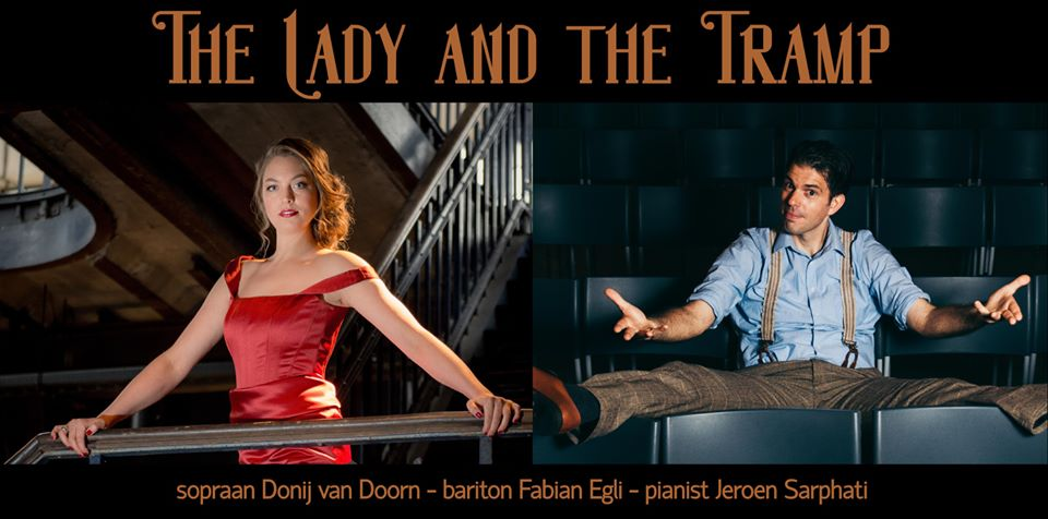 The Lady and the Tramp (Donij van Doorn & Fabian Egli) @ Het Nieuwe Normaal Theater