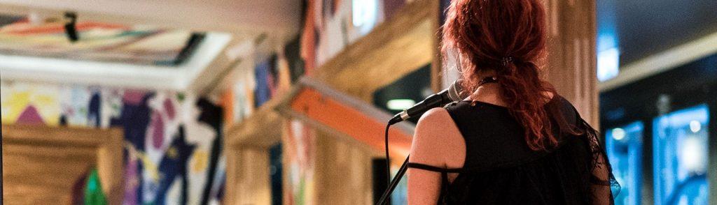 Flint Festival Sessie Nacht van de Literatuur -geannuleerd- @ Flint