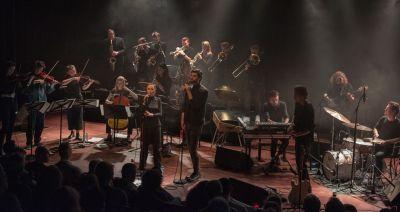Ruben Hein en het Nationaal Jeugd Jazz Orkest @ Openluchttheater Cabrio