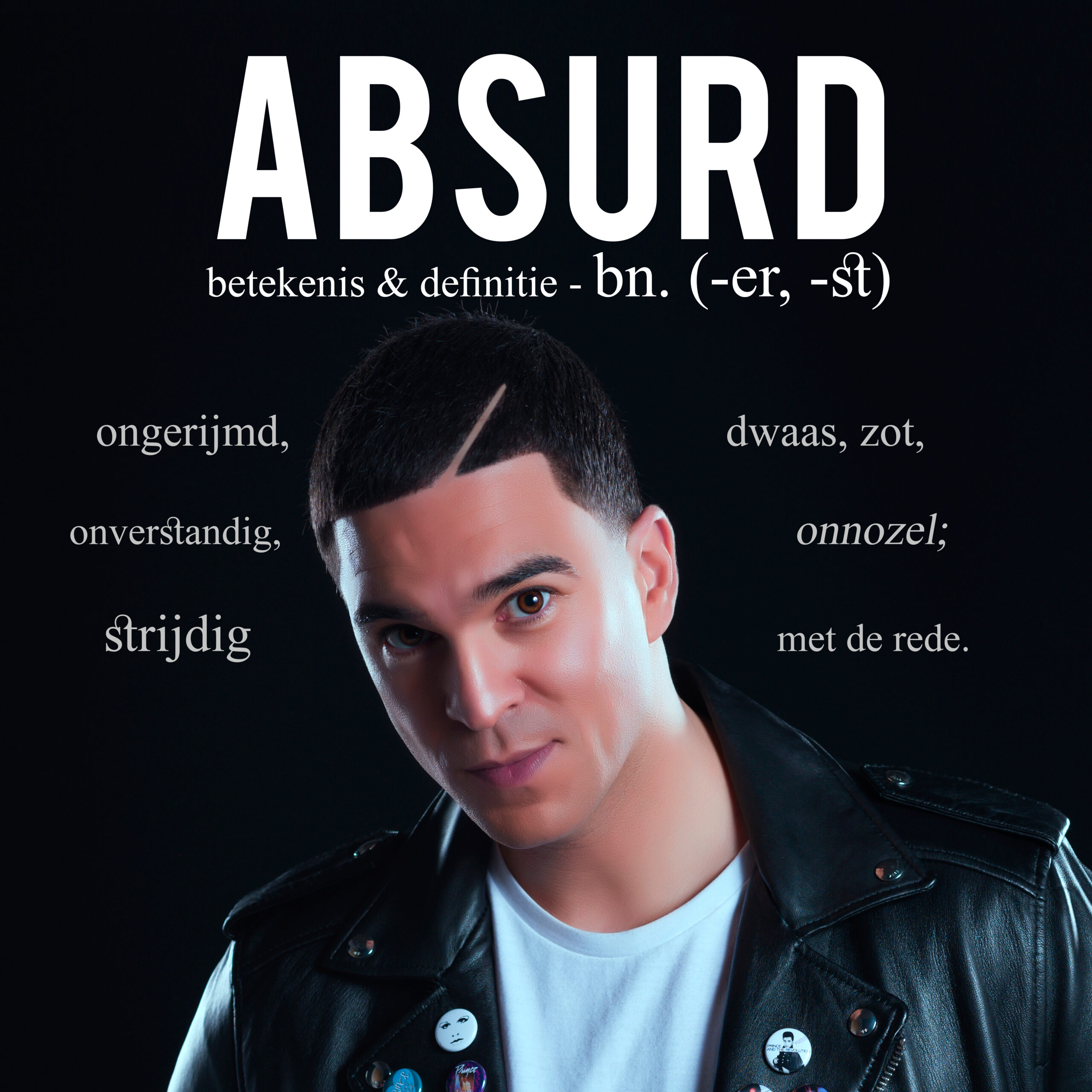 Nabil Aoulad Ayad - Absurd @ Theater Idea