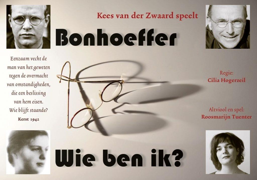 Bonhoeffer: 'Wie ben ik?' -uitverkocht- @ Fonteinkerk