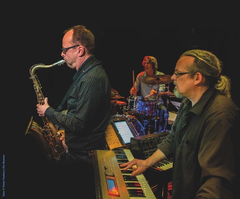 Leo Janssen Trio @ Café de Noot