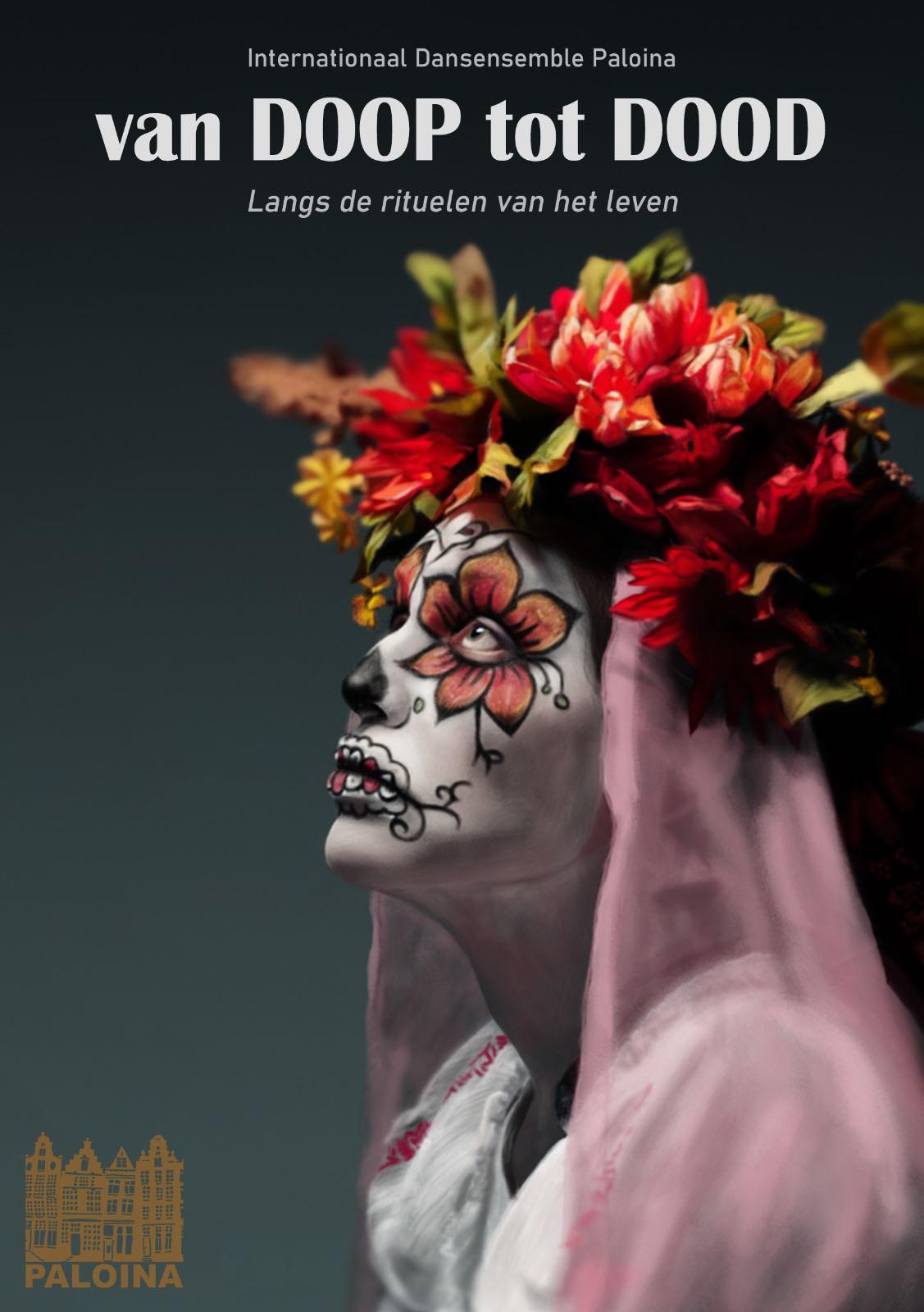 Paloina - 'Van DOOP tot DOOD -afgelast- @ ICOONtheater