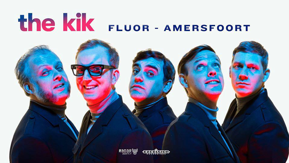 The Kik @ Fluor-Zaal