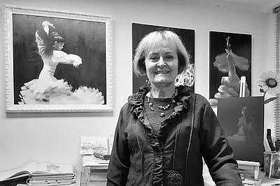Opening Hilda Wetting - Energie: Flamenco en meer passies @ Artishock