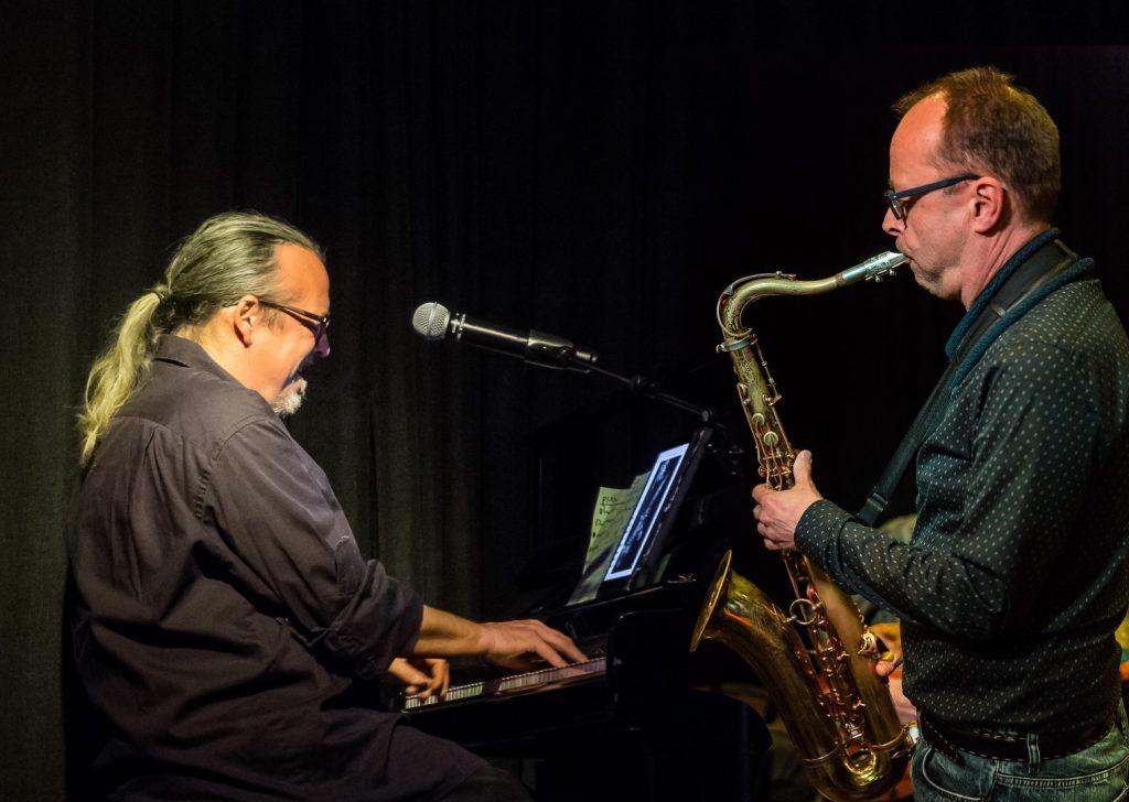 Stormvogel invites… Leo Janssen | Jazz aan de Amer @ Observant