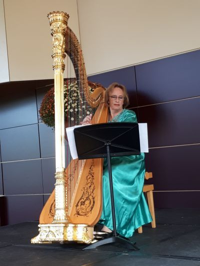 Presentatie Academie Muzikaal Talent o.l.v. Erika Waardenburg @ Rembrandtkapel
