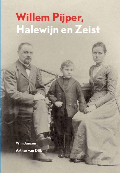 Boekpresentatie via livestream 'Willem Pijper, Halewijn en Zeist' @ Beauforthuis
