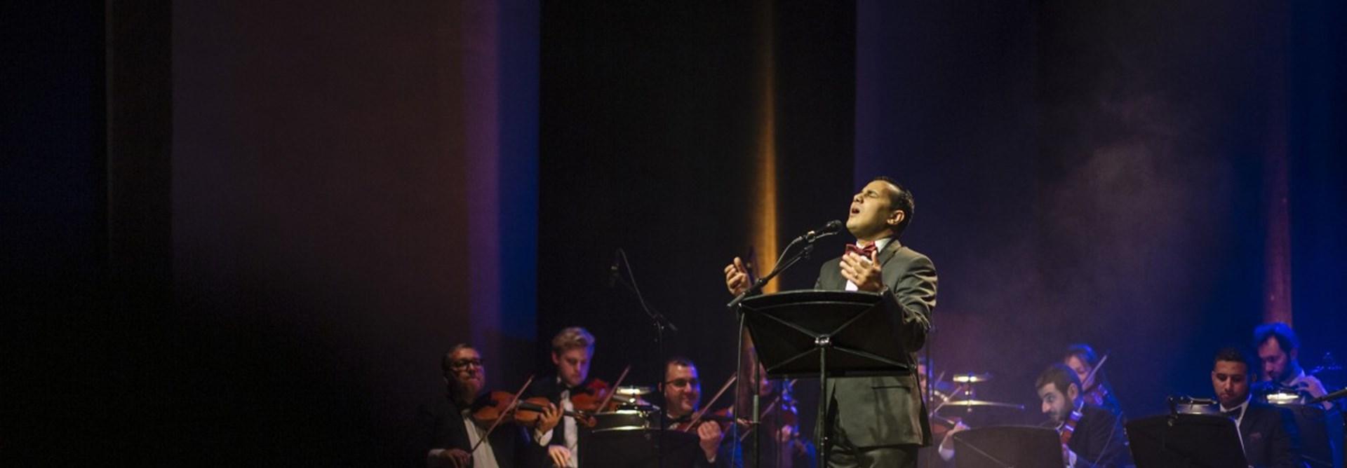 Amsterdams Andalusisch Orkest & Youssef Jrifi @ De Lieve Vrouw