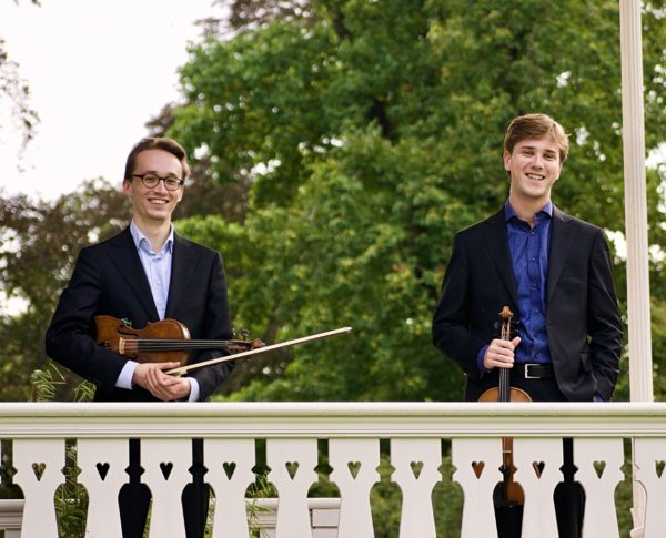 Apollon Duo @ Herman van Veen Arts Centre