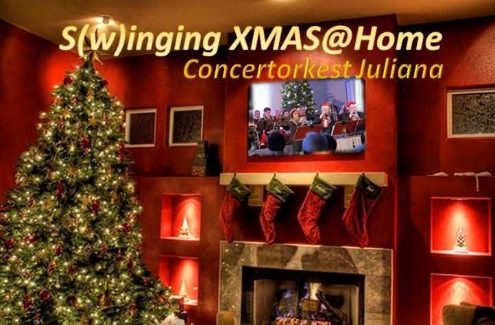 S(w)inging Xmas - Concertorkest Juliana @ online