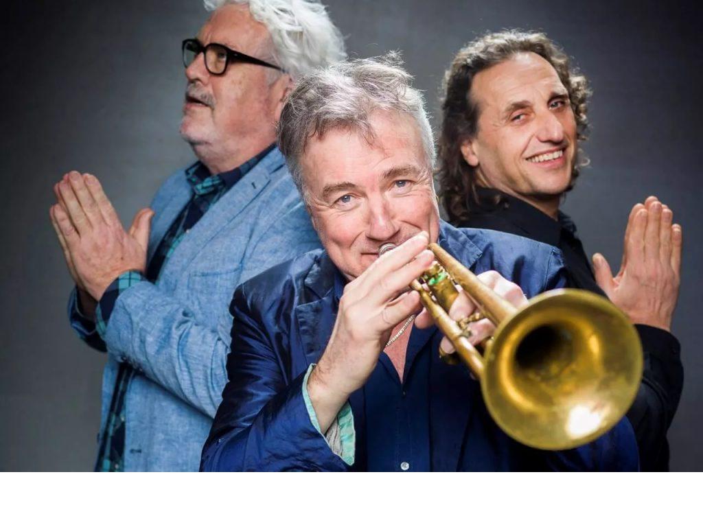 Ernst Daniel Smid, Jeroen Zijlstra & Thijs Borsten | Muzikale Geloofsdialoog @ Beauforthuis